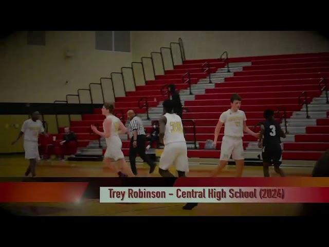 Trey Robinson CHS Freshman