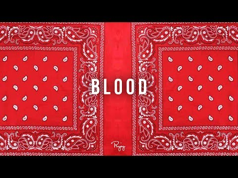 """Blood"" - Hard Dark Trap Beat 