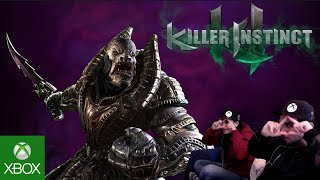 Killer Instinct - General Raam - Novios jugando Xbox One