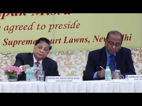 SCBA FUNCTION TO BID FAREWELL TO HON'BLE MR. JUSTICE AMITAVA ROY, JUDGE SUPREME COURT OF INDIA