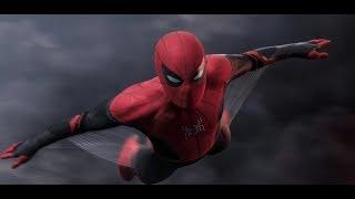 Питер разрушает иллюзию Мистерио \ Человек-паук: Вдали от дома Spider-Man: Far From Home