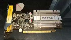 Zotac GeForce 8400GS - ZT-84GEH2M-HSL