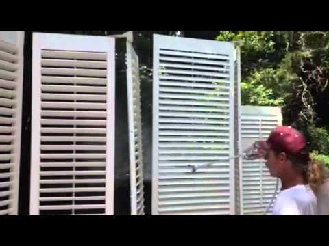 Painting Interior Shutters Benjamin Moore Paints You