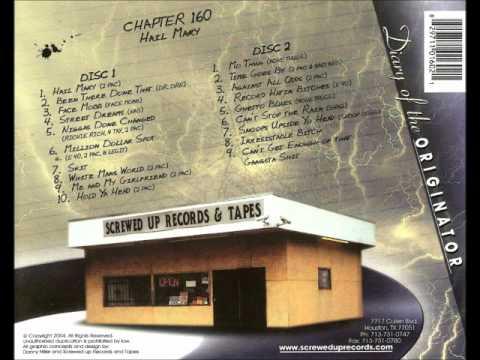 DJ Screw - Hail Mary (Disk 1 & 2)