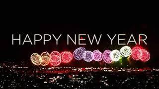 HAPPY NEW YEAR GIF VIDEOS 2019