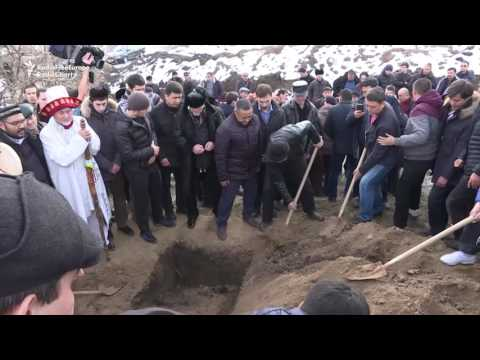 Islamic Philosopher Geidar Dzhemal Buried in Kazakhstan