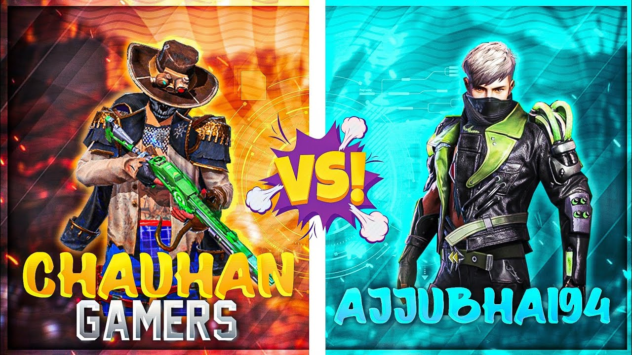 Chauhan Gamers Vs @Total Gaming Best Clash Squad Battle Match - Garena Free Fire ||Chauhan Gamer