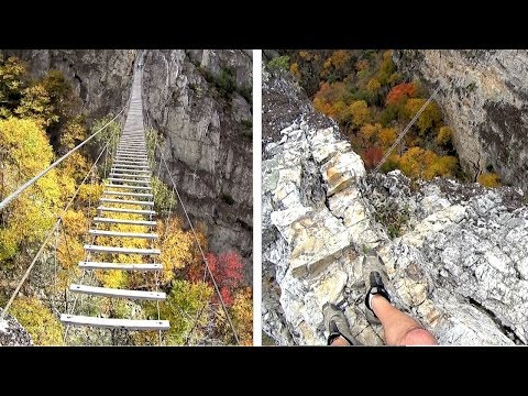 Nelson Rocks (Halloween Day) / ROCK CLIMBING - West Virginia 2017