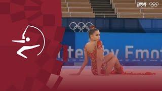 Художественная гимнастика жен Финал Лента Олимпиада 2020 Обзор