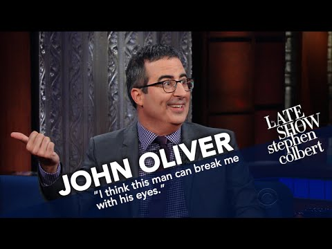 Thumbnail: John Oliver: The Don Jr. Scandal Is Something (If Something Means Anything)