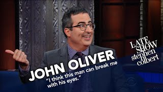 Download John Oliver: The Don Jr. Scandal Is Something (If Something Means Anything) Mp3 and Videos