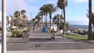 Playa de las Americas, Tenerife, Canary Islands in 1080p (Sony HDR-TD30V)