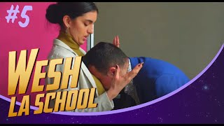 WESH LA SCHOOL - LE BATTLE JAWED VS QUENTIN (ÉPISODE 5)