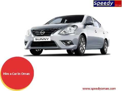 Car Hire in Oman