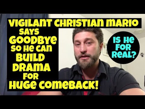 """""""Vigilant Christian"""" Fake Goodbye is Desperate Attempt to Earn Back Trust"""