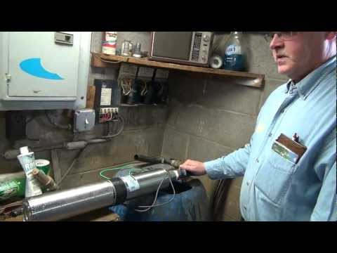 Submersible pump test 2 - YouTube on 3 wire well pump wiring diagram, 4 wire well pump system, 2 wire well pump wiring diagram,