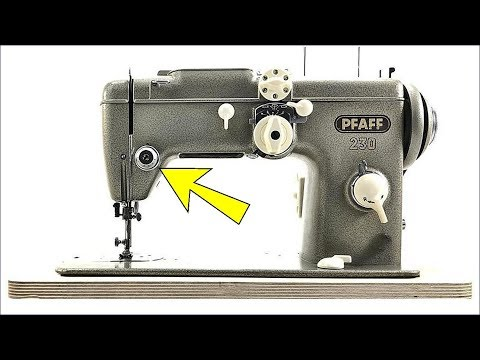 Sewing Machine Pfaff Thread Tensioner YouTube Adorable Pfaff 230 Sewing Machine For Sale
