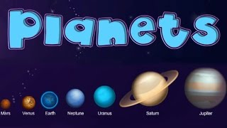 Explore The Planets In Our Solar System, Interesting Facts, Educational Videos & Lessons For Kids