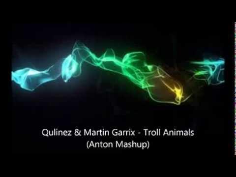 Qulinez & Martin Garrix - Troll Animals ( Anton Mashup )