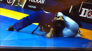 IBJJF Worlds 2013 Andrew Mclauchlan (Alliance) vs Jackson Souza(CheckMat