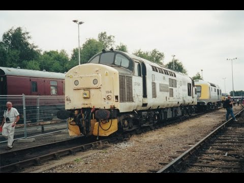 United Kingdom Locomotives - British Rail