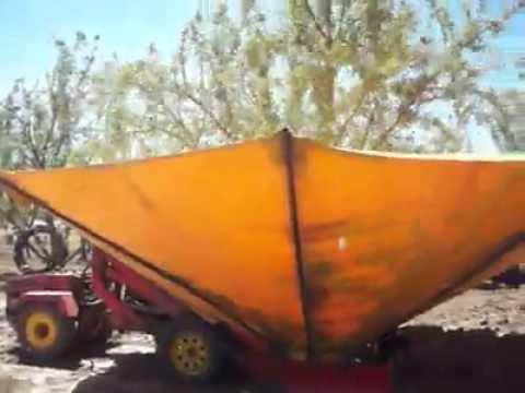 Kayısı Toplama Makinası