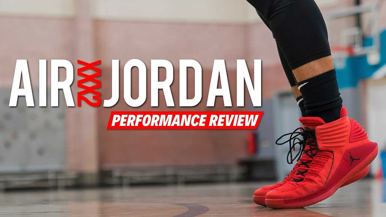 85d18783a3b8 ARE THEY WORTH IT ! Air Jordan XXX2 (32) - Performance Review - YouTube