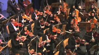 Shardad Rohani conducts Scheherazade (Second movement )