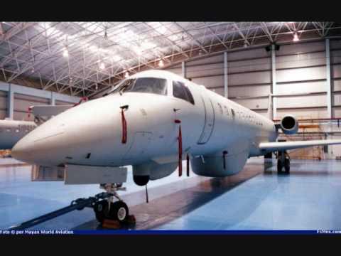 Fuerza Aérea Mexicana Embraer EMB-145 RS