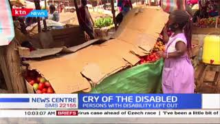 Cry of the disabled: Persons with disability left amid scramble for dwindling jobs