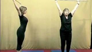 Repeat youtube video Vježbajte s nama - Vježbe za rameni obruč