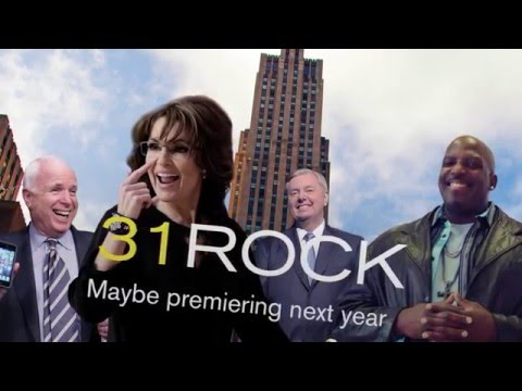 """31 Rock"" Season 1 Trailer, Featuring Sarah Palin"