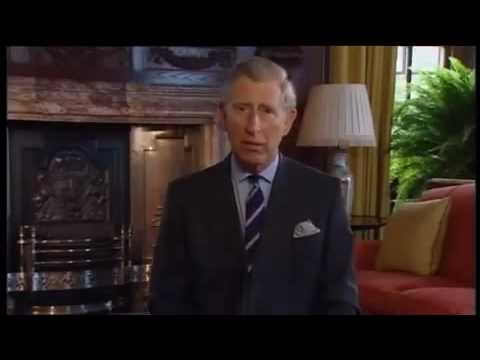 Prince Charles - Follow Islam to save the World - Thank You Brother