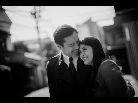 The Pre-Wedding Video of Sandra Dewi and Harvey