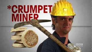 RICHARD HAMMOND... Crumpet Miner?! CRASH COURSE New Season Oct 22 BBC America