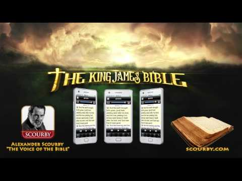Alexander Scourby Rated No  1 Audio Bible Narrator
