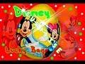 Mickey Minnie Mouse SURPRISE EGGs 4K ??? Disney Egg Collection Kinder ?? Miki ???? Ü-ei Überraschung