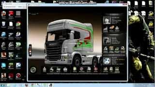 Как накрутить деньги и уровень в Euro Truck Simulator 2