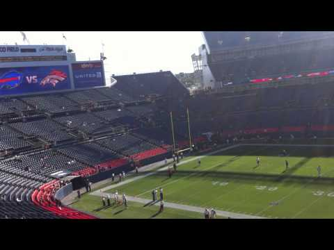 Best Seats For Denver Broncos Home Games