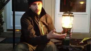 Gear review: Coleman NorthStar InstaStart Propane Lantern(, 2012-12-30T22:12:44.000Z)
