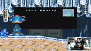 4Play - Mega Man X - PART 1 - Sweet Exposition