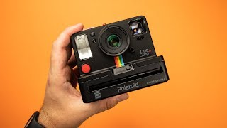 The NEW Polaroid Onestep Plus - Unboxing & Hands-on