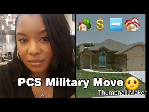 Military PCS Move:  Family Of 4