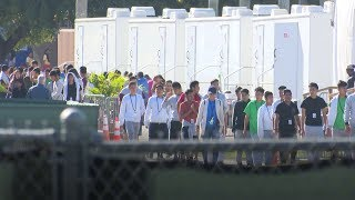This shelter for migrant children is facing criticism, see why