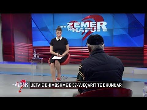 """Burri e akuzon për dhunë, ish-gruaja i përvishet LIVE në TV: Mashtrues, ma ke """"dredhur"""" tërë jetën"""