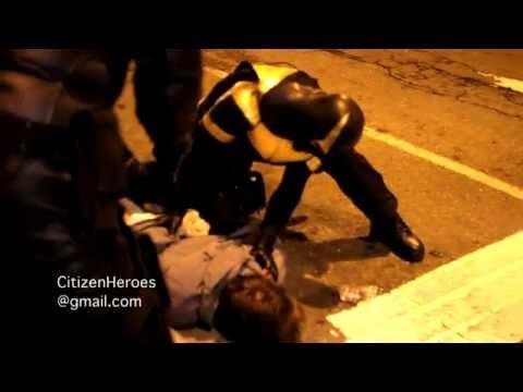 Phoenix Jones makes citizens arrest
