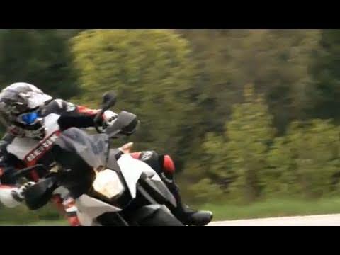 Vergleich Strassenmotorräder - KTM 990 SMT - 1000PS TV