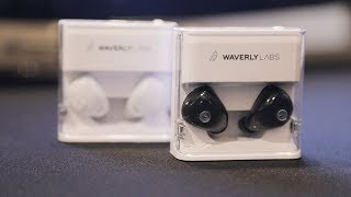 Pilot from Waverly Labs are real-time language translation earbuds