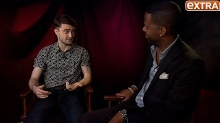 Daniel Radcliffe Reacts to J.K. Rowling