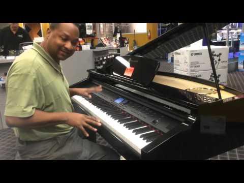Williams pianos custom sound library williams digital for Williams overture 2 vs yamaha